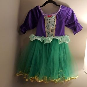 Girls Little Mermaid Boutique Dress Up Costime